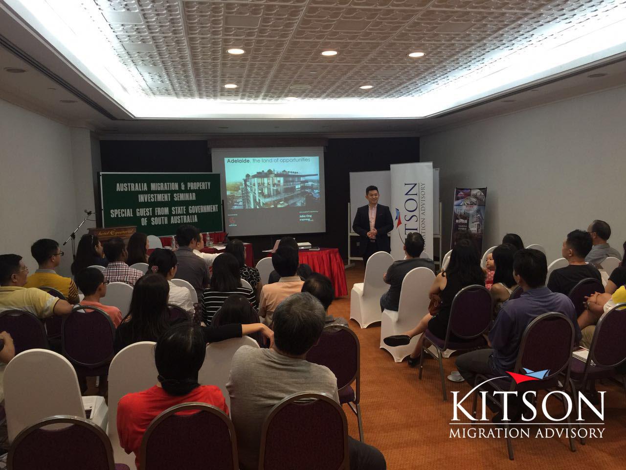 Milestones - Kitson Migration Advisory Review
